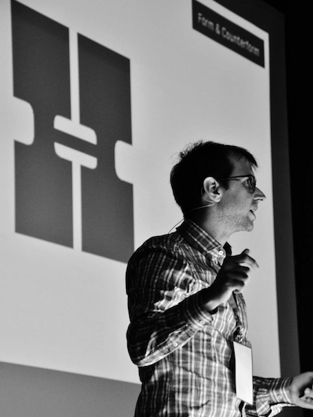 Speaking at BITS 2015, Bangkok. Photo by BITS.