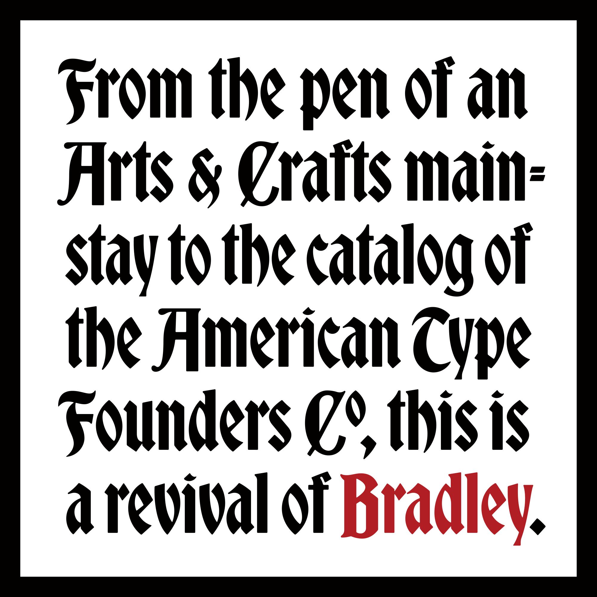 september s font of the month bradley djr david jonathan ross